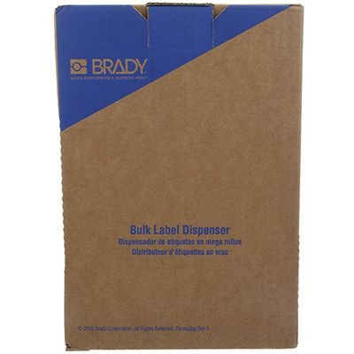 Brady BM71-11-427 BMP71 Label - Clear/White