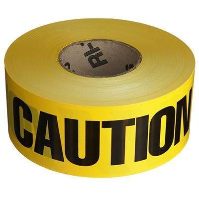 Barricade Tape - Caution
