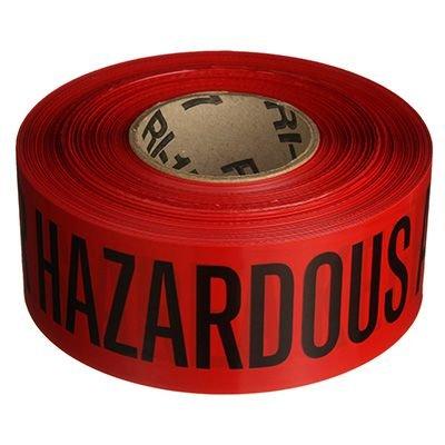 Barricade Tape - Danger Hazardous Area Keep Out