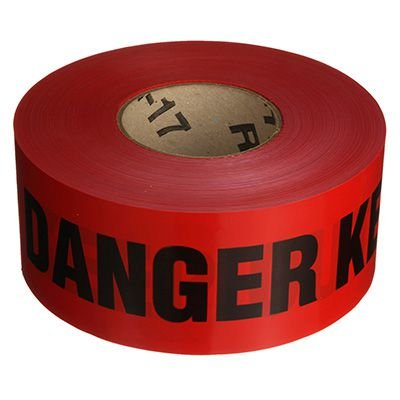 Barricade Tape - Danger Keep Out