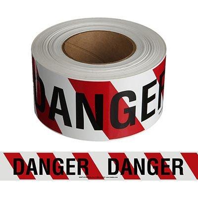 Nadco Danger Message Tape 3X200-SAWT5