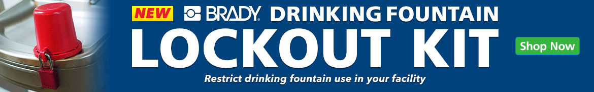 Lockouts for Drinking Fountains