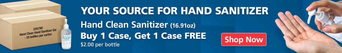 BOGO Hand Sanitizer