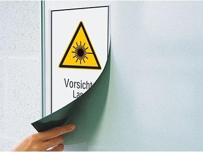 Magnetfolie zum selbstbedrucken für Tintenstrahldrucker