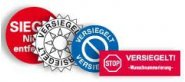 Sicherheitsetiketten und Sicherheitssiegel