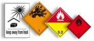 Gefahrgutkennzeichnung