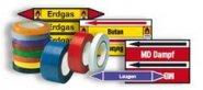 Rohrleitungskennzeichnung