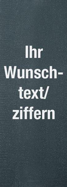 PREMARK Straßenmarkierungen - Texte und Ziffern nach Wunsch