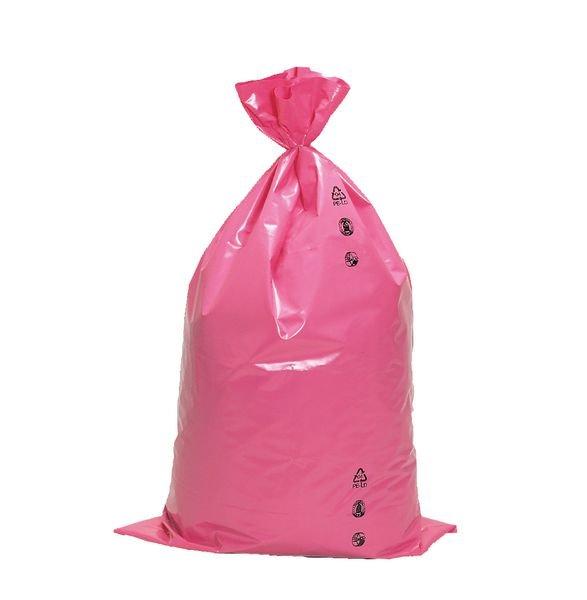 Abfallsäcke für Kategorie B-Müll