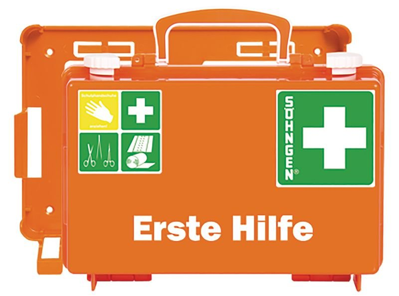 SÖHNGEN Erste-Hilfe-Koffer, ungefüllt