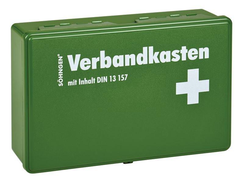 SÖHNGEN Verbandkasten und Wandhalterung, DIN 13157