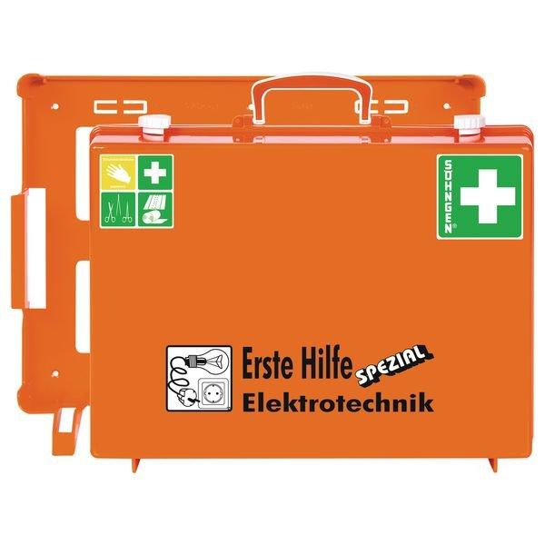 """SÖHNGEN Erste-Hilfe-Koffer """"Spezial"""" und Nachfüllpackungen für Elektrotechnik, ÖNORM Z1020 Typ 1"""