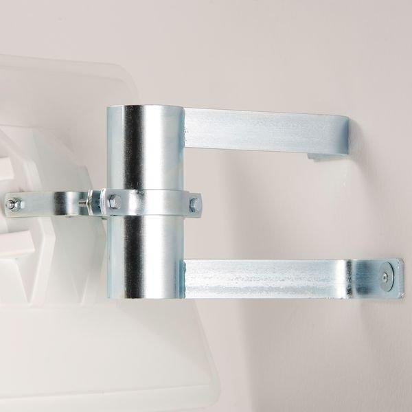Wandarm für Außenspiegel aus Acrylglas