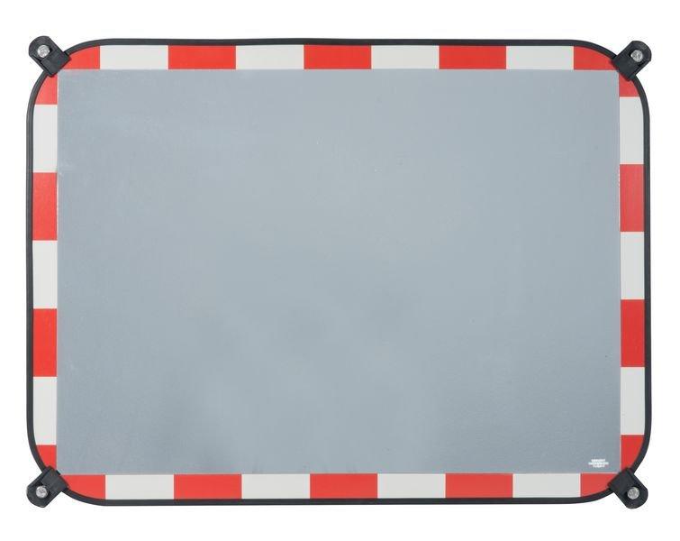 Verkehrsspiegel aus Sekurit-Sicherheitsglas