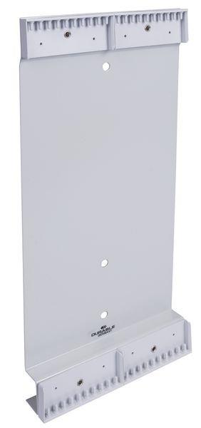 Wandhalter für DURABLE Kunststoff-Sichttafel-Systeme, massiv