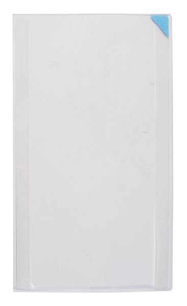 Magnetverschluss-Infotaschen, selbstklebend, einfarbig