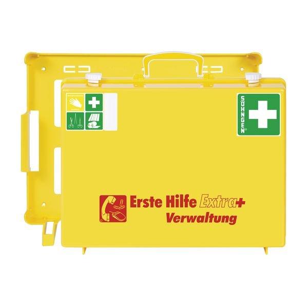 """SÖHNGEN Erste-Hilfe-Koffer """"Extra Plus"""" für Verwaltung, DIN 13157"""
