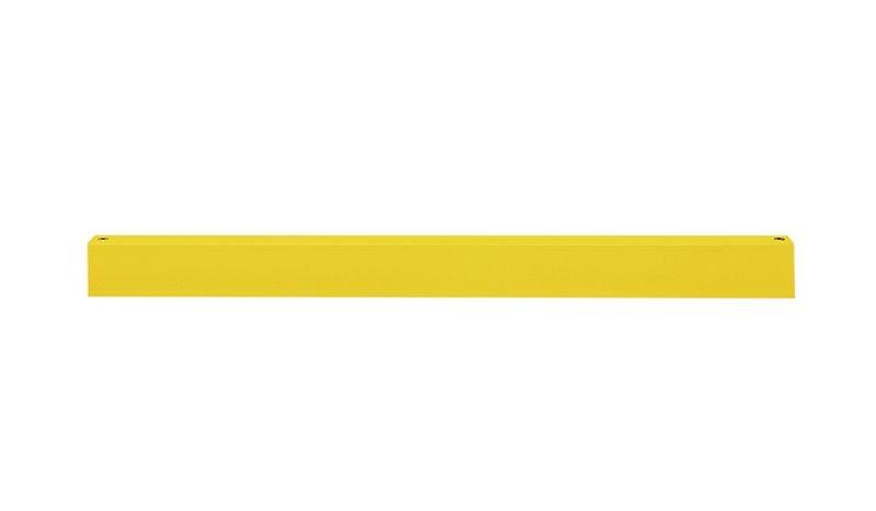 Querbalken für Rammschutz-Geländer, mit Federelement