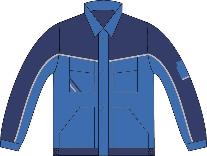 Bundjacken - Berufsbekleidung / Arbeitskleidung, strapazierfähig