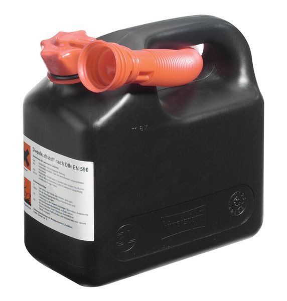 UN-Transport-Kraftstoff-Kanister
