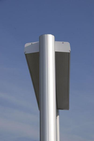 Beleuchtungseinheit für Paneel-Außenaufsteller