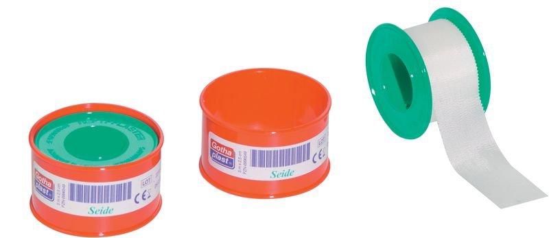 Gothaplast® Heftpflaster, Seidengewebe