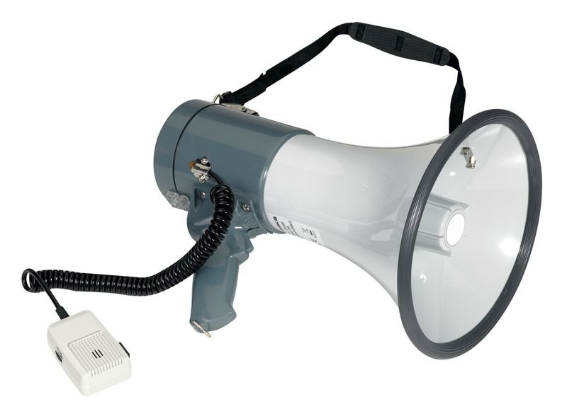 Handmegaphone, 45 W