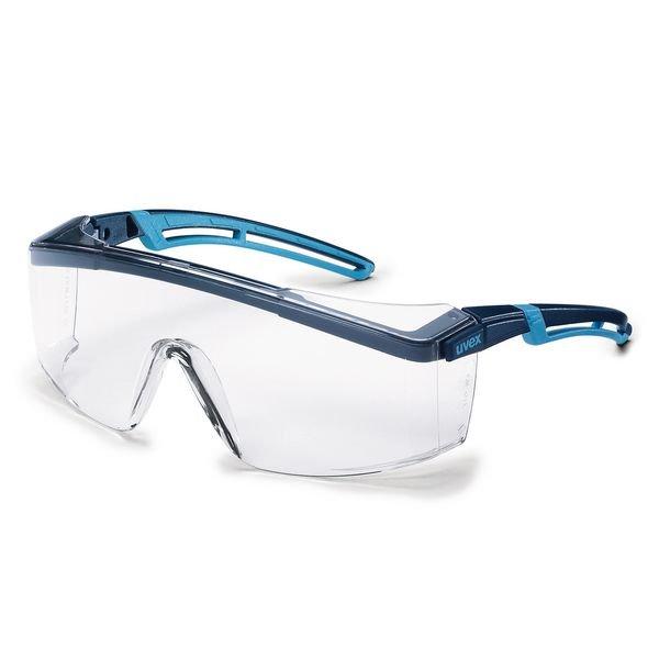 uvex Laborschutzbrillen mit Seitenschutz, Klasse FS, EN 166, EN 170