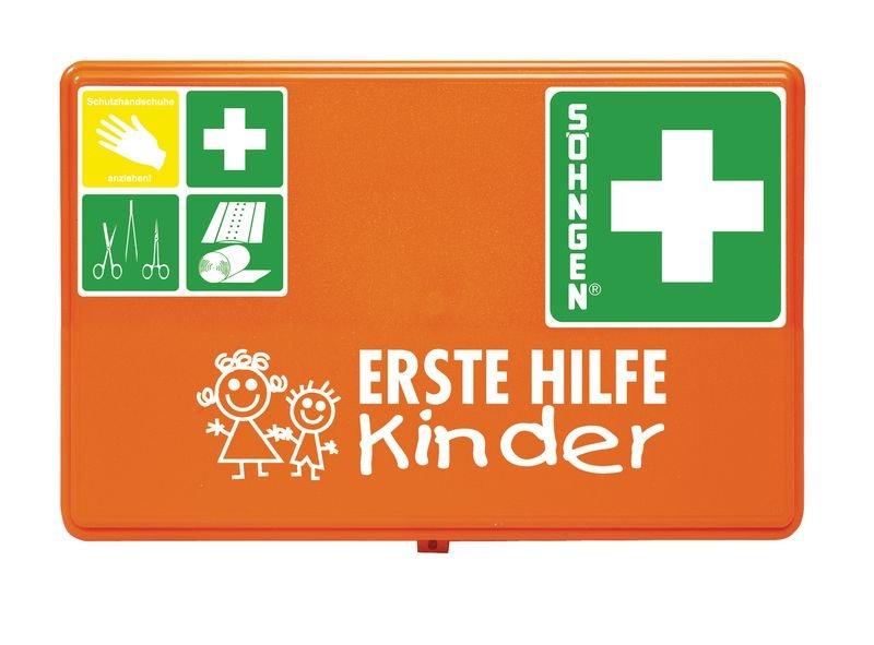 SÖHNGEN Erste-Hilfe-Verbandkasten für Kindergarten