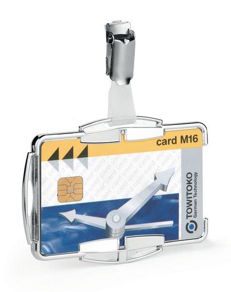 DURABLE Kartenhalter RFID SECURE