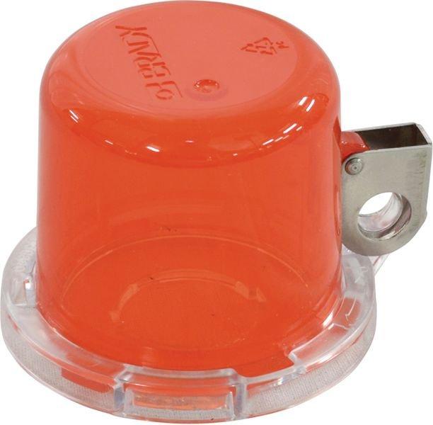 Sicherheitsabdeckungen für Drucktasten und Notausschalter