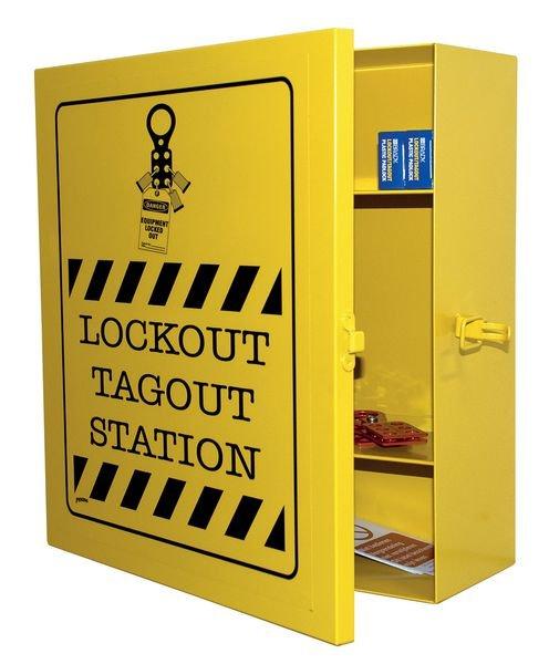 Industrietaugliche Lockout-Stationen
