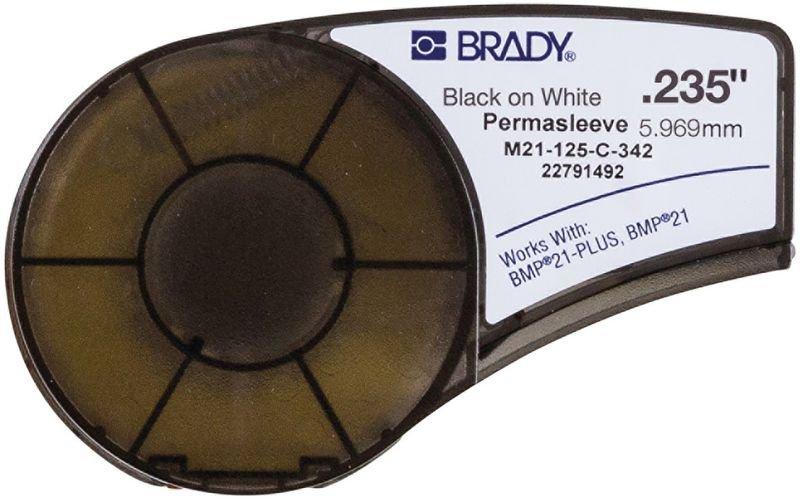 BRADY Schrumpfschläuche für BMP21, BMP21/-Plus/-Labor