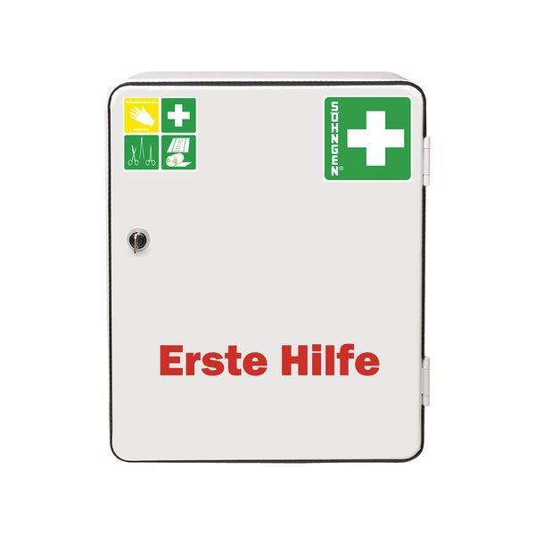 SÖHNGEN Erste-Hilfe-Schrank, eintürig, DIN 13157