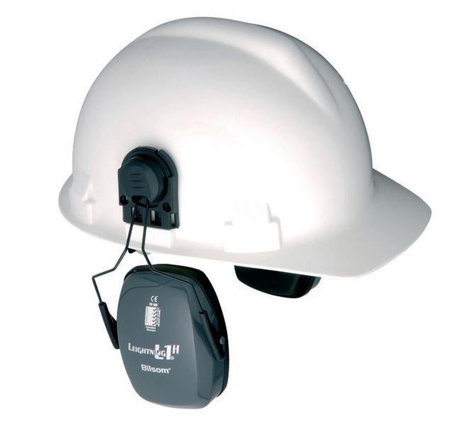 Honeywell - Howard Leight® Kapselgehörschützer zur Helmbefestigung - 28/31 dB Gehörschutz