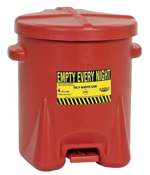 Justrite® Sicherheits-Entsorgungsbehälter