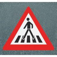 Fußgängerüberweg - PREMARK Straßenmarkierungen, Verkehrszeichen