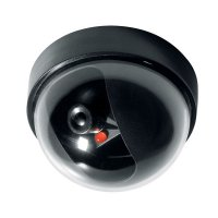 Kugel-Kamera-Attrappe, Aluminium