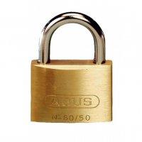 ABUS Standard-Vorhängeschlösser, Messing