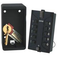 Schlüssel-Sicherheitsboxen, mit Wetterschutzabdeckung