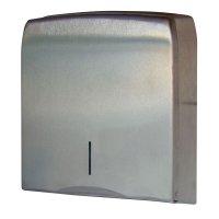 Papiertuch-Wandspender und -Sammelkörbe