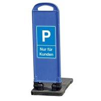 Kundenparkplatz – Parkbaken, mobil