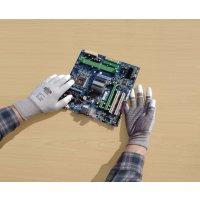 Polyamid-Handschuhe mit Mikronoppen, antistatisch