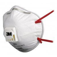 3M™ Classic Einweg-Halbmasken Premium FFP2 und FFP3, gemäß EN 149
