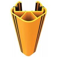 Anfahrschutz-Profile, flexibel