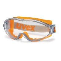 uvex Vollsichtbrillen mit Kopfband, Klasse FSB, EN 166, EN 170