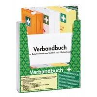 Verbandbuch-Halterung