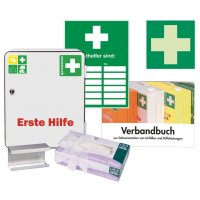 Erste-Hilfe-Schrank-Sets, ÖNORM Z1020 Typ 1
