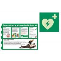 AED-Erste-Hilfe-Sets