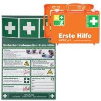 Erste-Hilfe Notfall-Sets, ÖNORM Z1020 Typ 1